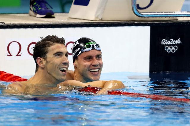 Michael Phelps - 2016 Rio Olympics/photo credit Simone Castrovillari