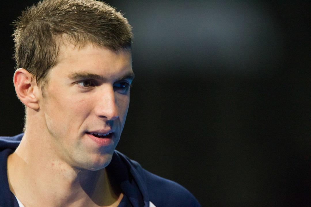 Michael Phelps Expresses Doubt On Effectiveness of Doping Protests At Worlds