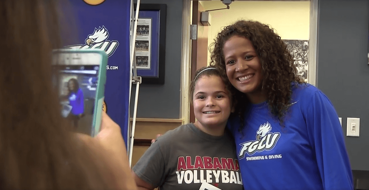 Watch: FGCU's Lani Cabrera on Making the Barbados Olympic Team