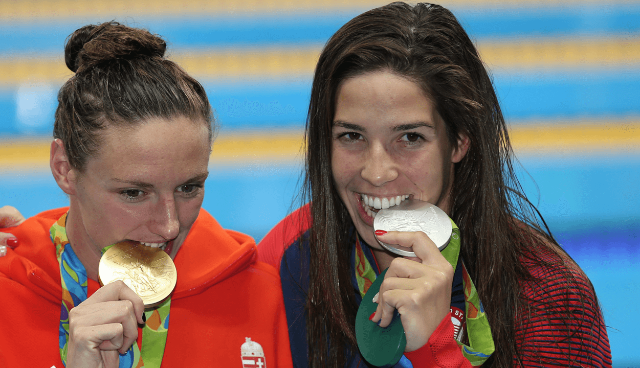 2016 Olympic Games: Day 1 Finals Photo Vault