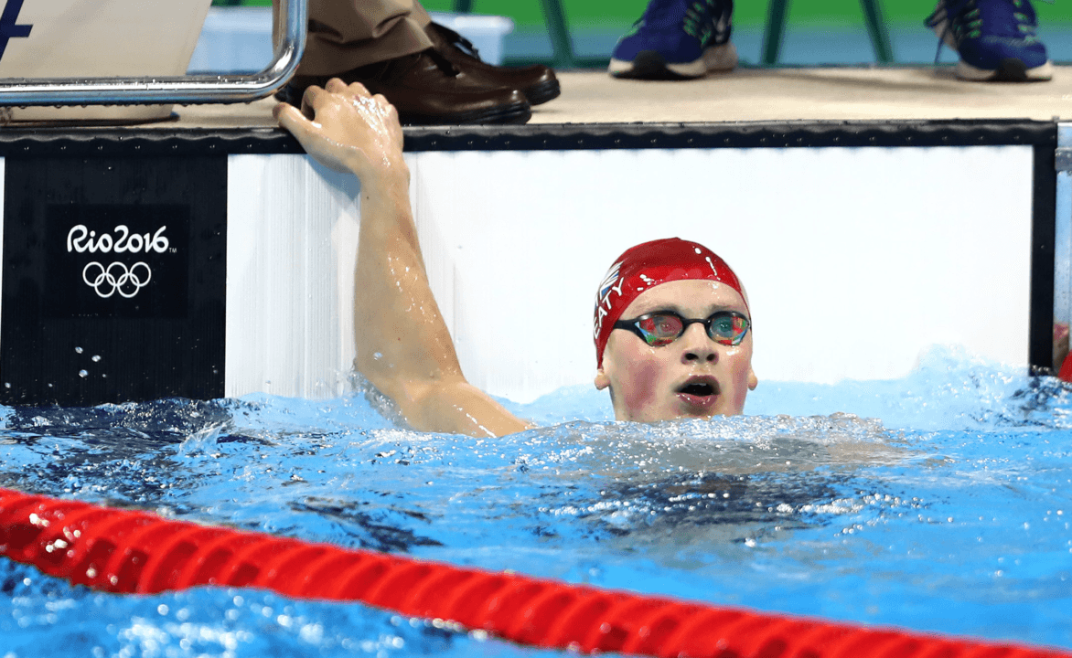 2017 Arena PSS Indianapolis: Peaty Scratches 200 Breast on Day 1