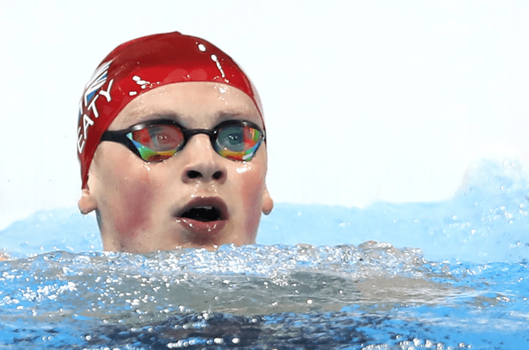 Peaty Posts 4th Fastest 100 Breast All Time At British Nationals