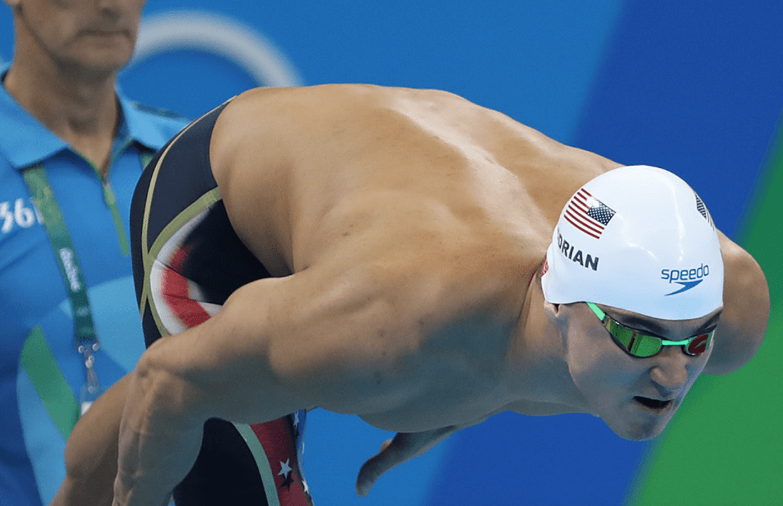 Race Analysis: Men's 100m Freestyle 2012 London Olympic Games