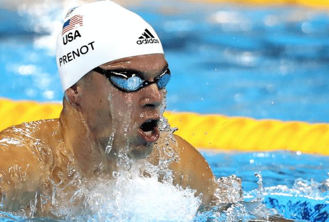 Josh Prenot - 2016 Olympic Games in Rio -courtesy of simone castrovillari