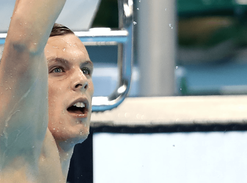 2016 Swammy Awards Video: Oceania Male Swimmer Of The Year