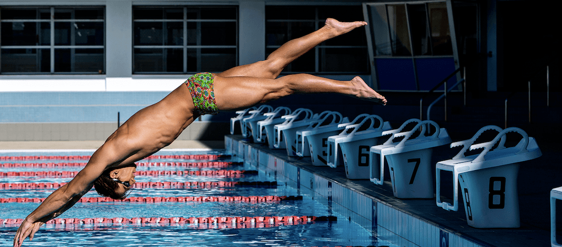 Aussie Swimmers Targeting Tokyo with Funky Trunks