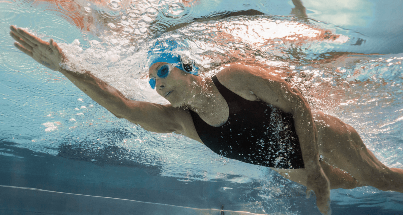 FINIS Set of the Week: Long Easy Swimming