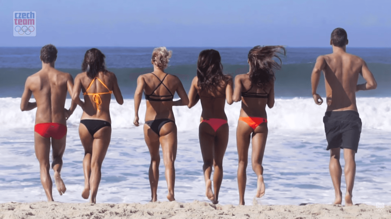 CzechWatch Is The Hottest New Version Of Baywatch (Video)