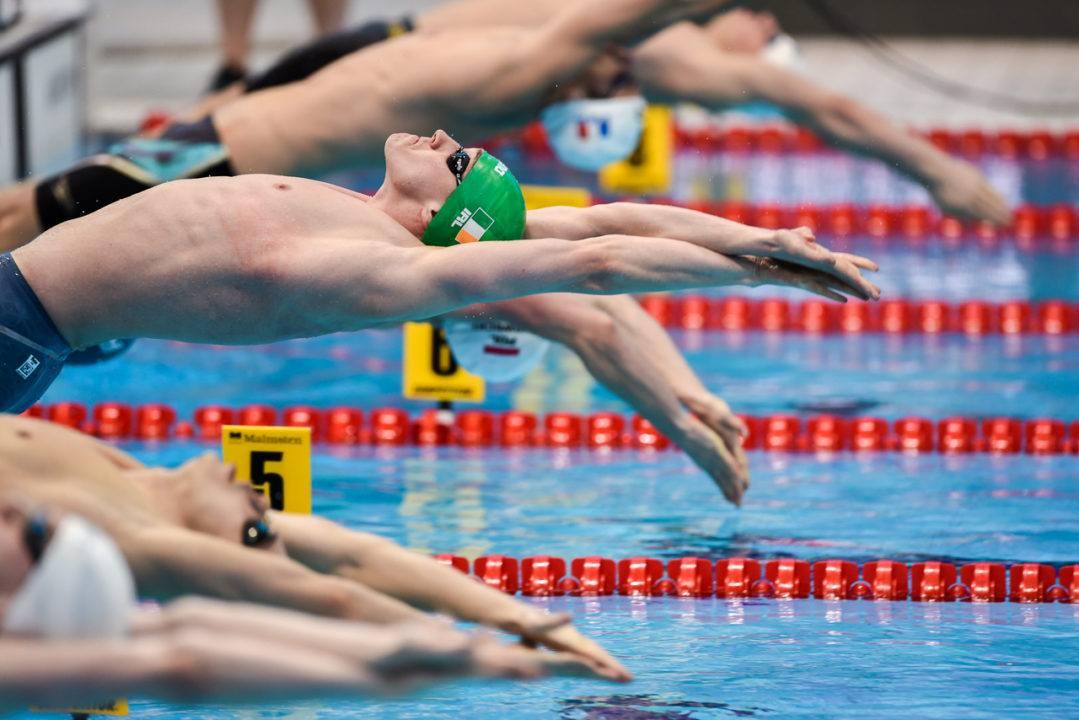 Swim Ireland Focusing On Future With European SC C'ships Selections