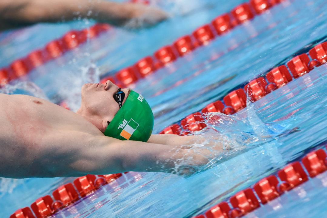 Irish Swimming Looking Abroad For High-Level Athletes