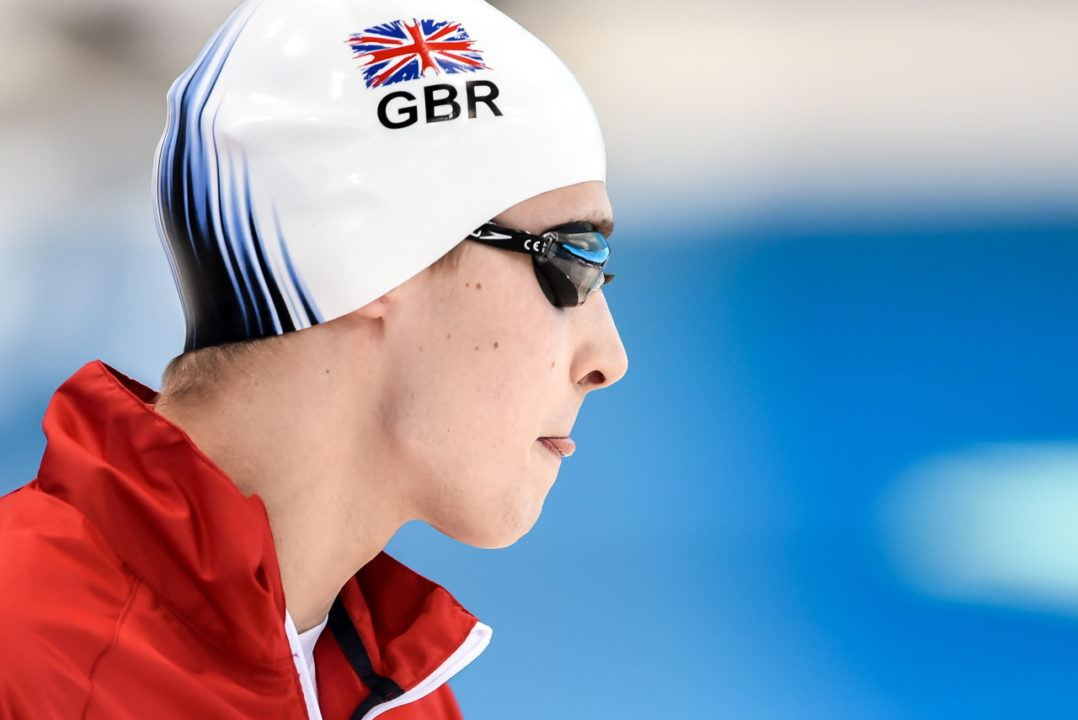 Great Britain Forgoes 4×200 Free Relay, Opening Spot For Belgium