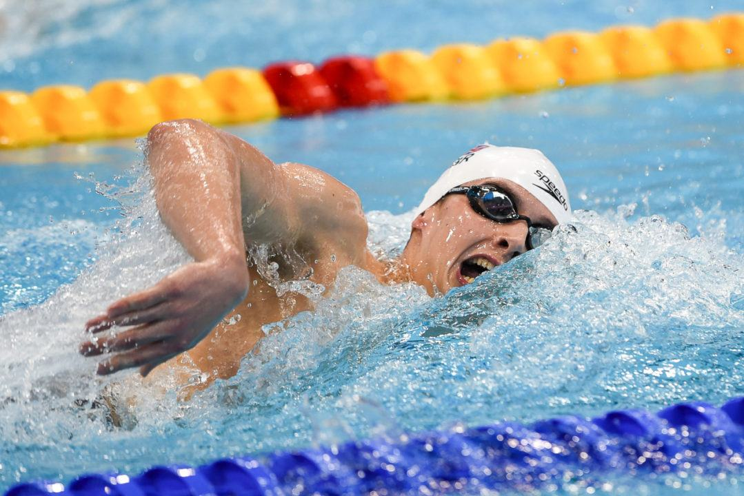 Keanna MacInnes Upends Hannah Miley in 200 Fly to Close Scottish Open