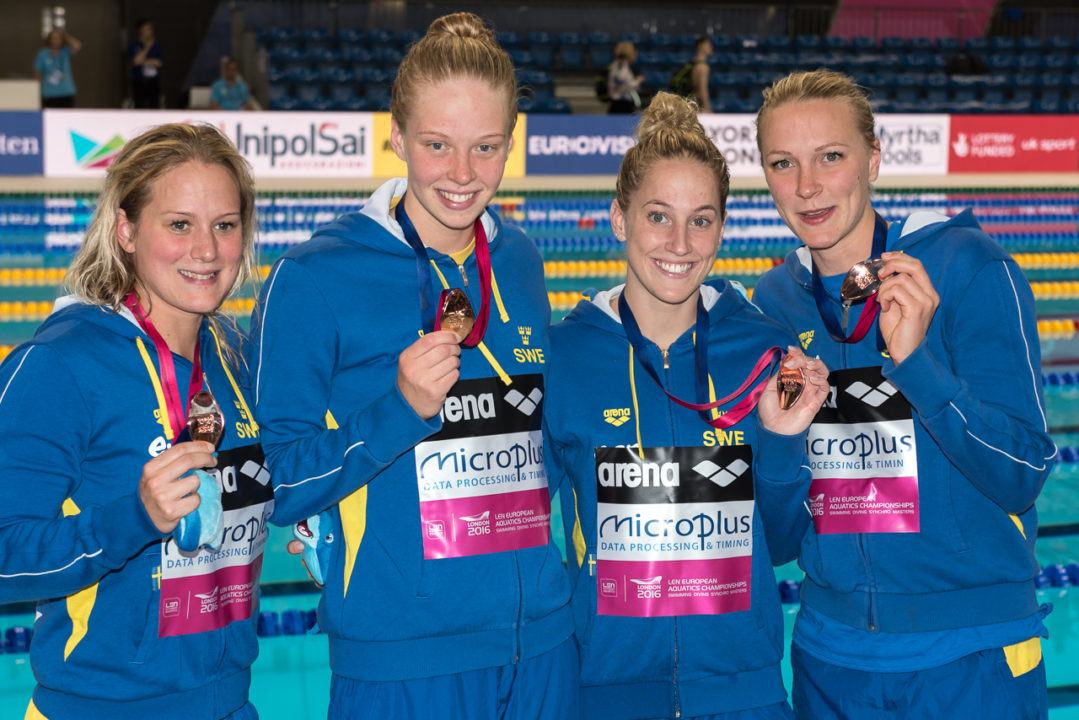 Sweden Releases Qualifying Criteria for 2017 World Championships