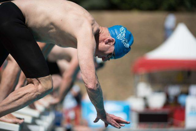 2016US Masters Swimming National Championship (Photo: Mike Lewis - Courtesy of U.S. Masters Swimming)