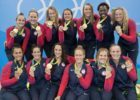USA Water Polo - 2016 Olympic Games in Rio. Photo courtesy of Jeff Cable/USAWP
