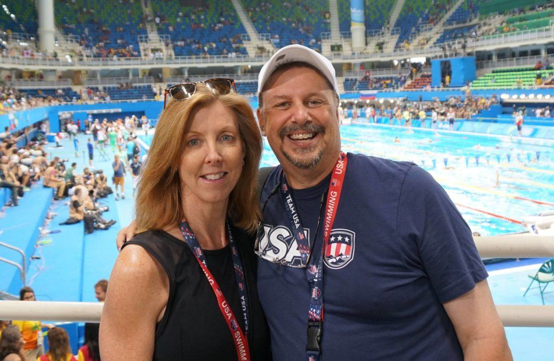Bob Vincent Voted as Chair of USA Swimming Board of Directors