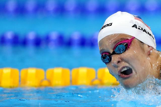 Cammile Adams - 2016 Olympic Games in Rio -courtesy of simone castrovillari