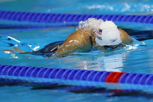 Elizabeth Beisel - 2016 Olympic Games in Rio -courtesy of simone castrovillari
