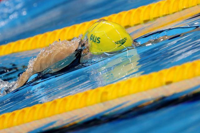 Bronte Campbell - 2016 Rio Olympics/photo credit Simone Castrovillari
