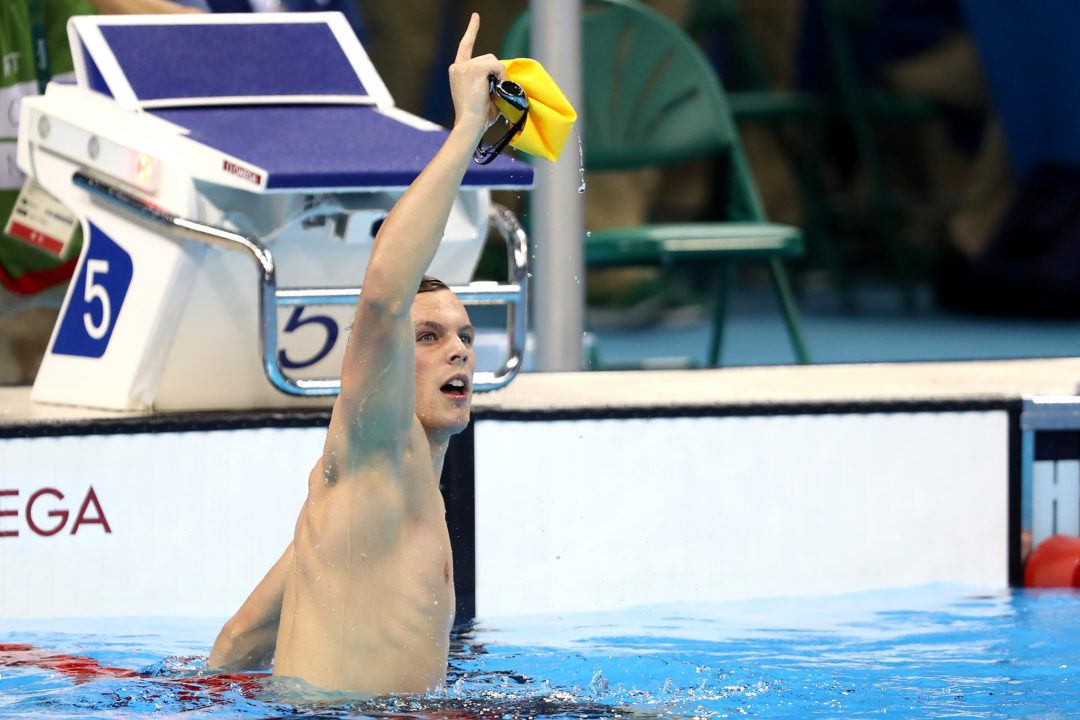 King Kyle Chalmers Reigns Over 2 Free, Emma McKeon Shut Out Of Gold