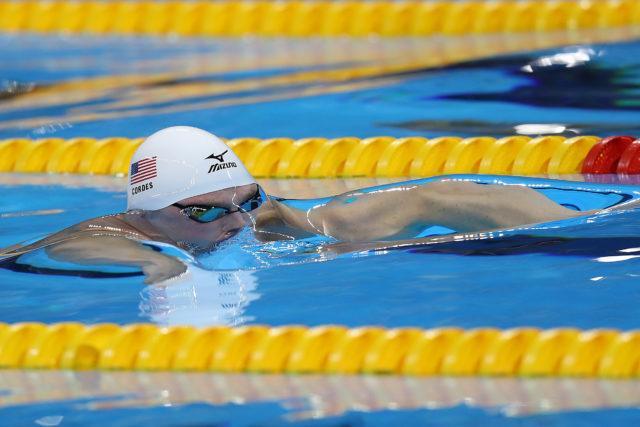 Kevin Cordes - 2016 Olympic Games in Rio -courtesy of simone castrovillari