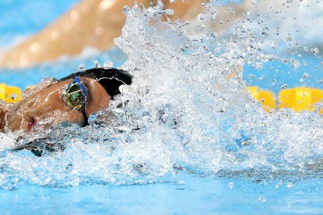 Gabriele Detti - 2016 Rio Olympics/photo credit Simone Castrovillari