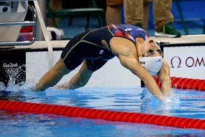 Maya Dirado - 2016 Rio Olympics/photo credit Simone Castrovillari