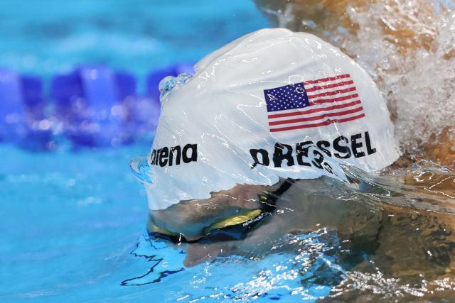 Caeleb Dressel - 2016 Olympic Games in Rio -courtesy of simone castrovillari