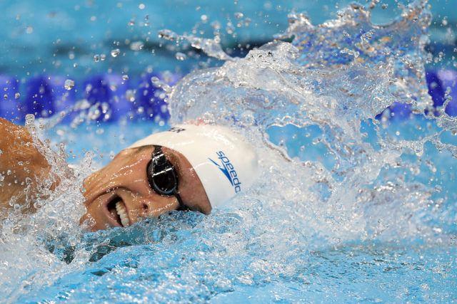 Conor Dwyer - 2016 Olympic Games in Rio -courtesy of simone castrovillari