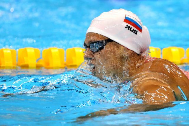 Yulia Efimova - 2016 Rio Olympics/photo credit Simone Castrovillari