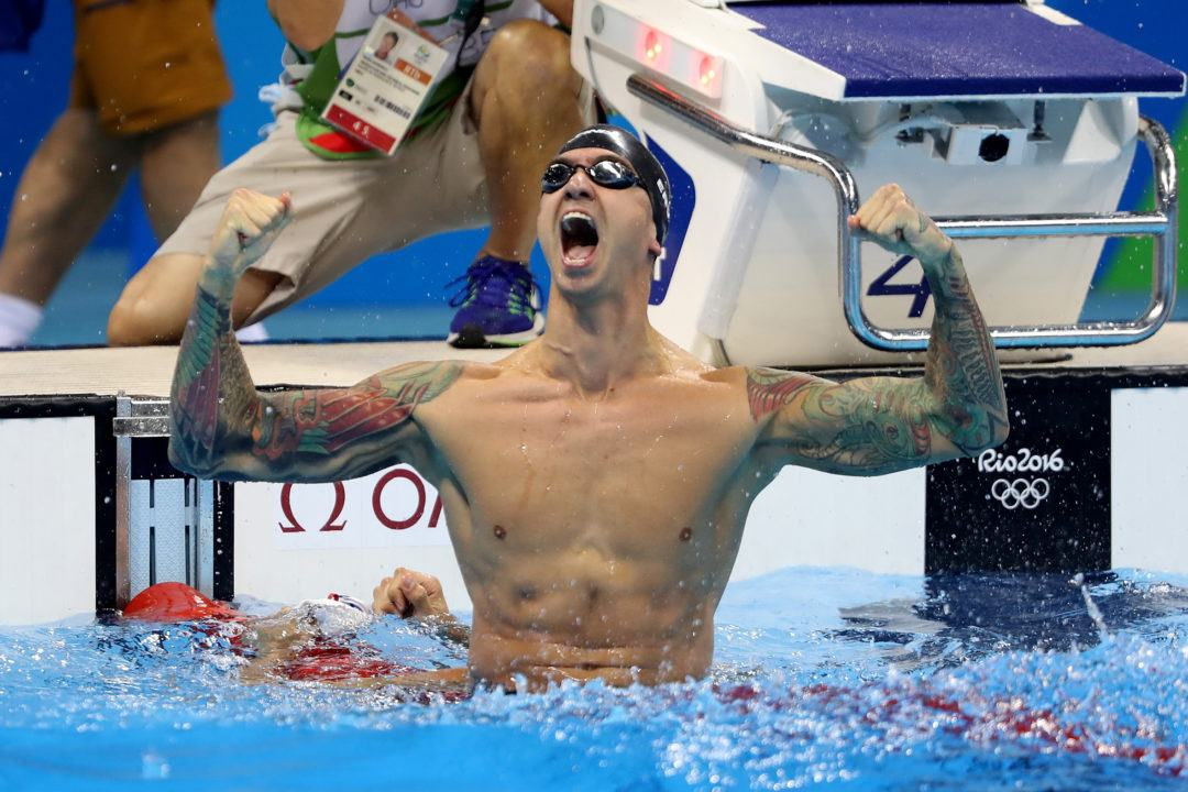8 Things You Didn't Know About Anthony Ervin