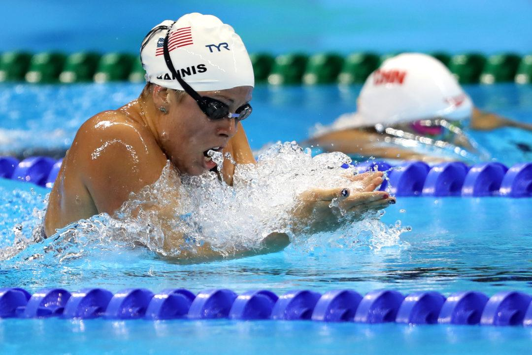 "North America: Women's 200 Breast the ""Double Miss"" Event for U.S. in 2016"