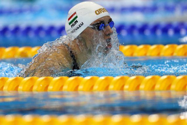 Katinka Hosszu - 2016 Rio Olympics/photo credit Simone Castrovillari