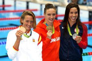 ISL 2020: Mireia Belmonte y Katinka Hosszu, juntas en el equipo Iron