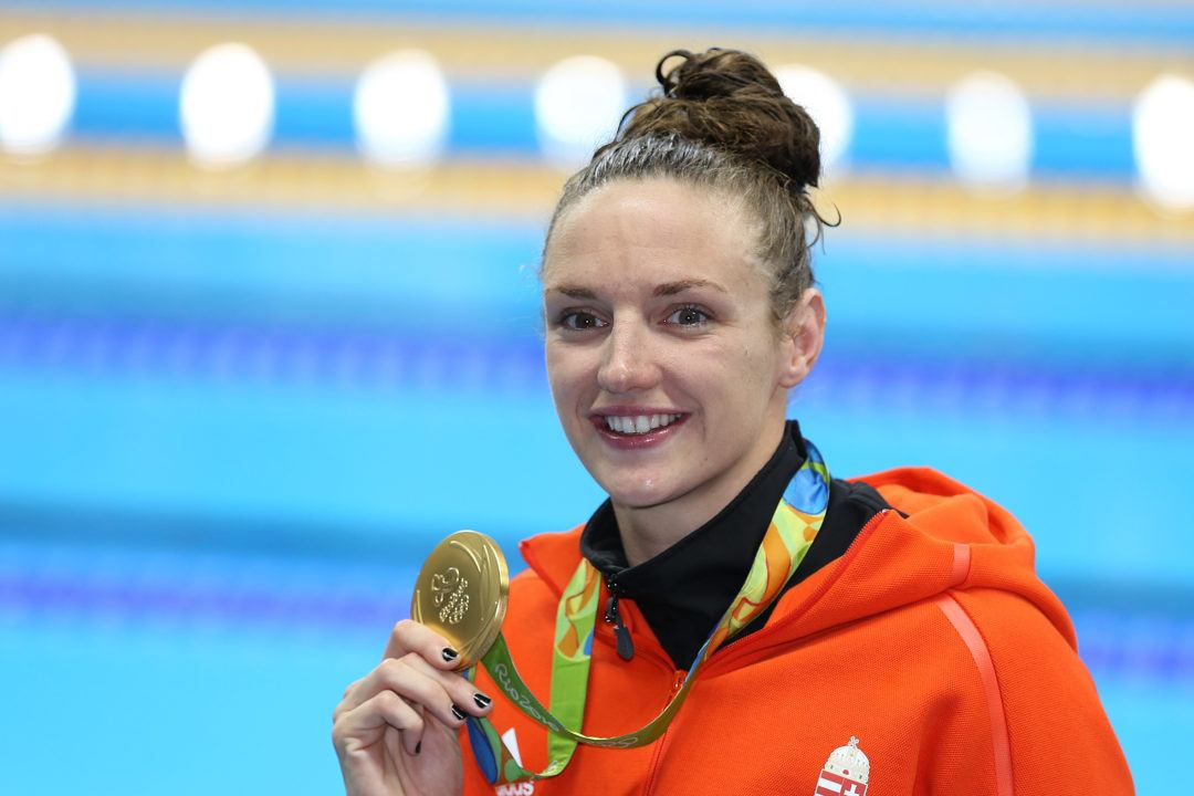 Katinka Hosszu Becomes First Swimmer to 200 World Cup Wins