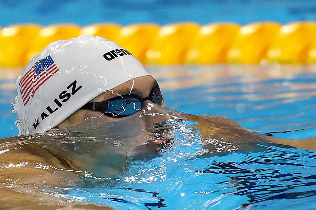 2016 Olympic Games: Day One Prelims Photo Vault