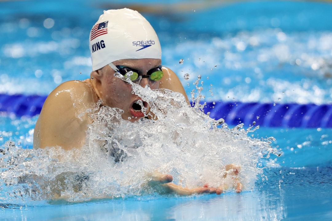 American Women Take 200 Medley World Record By 3/4ths of a Second