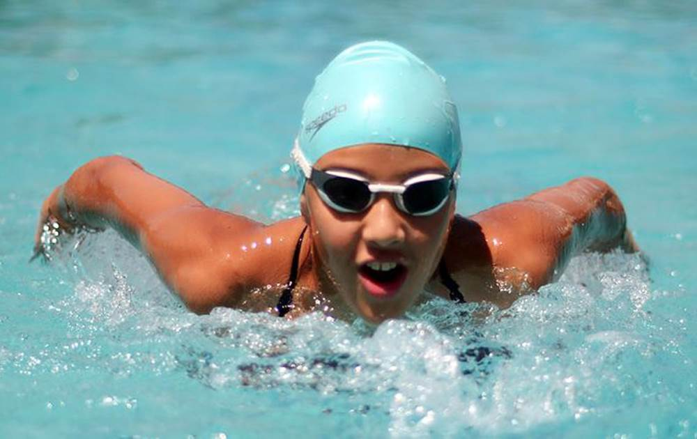 Meet Rio's Youngest Olympian, Swimmer Gaurika Singh From Nepal