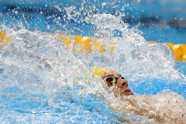 Mitch Larkin - 2016 Rio Olympics/photo credit Simone Castrovillari