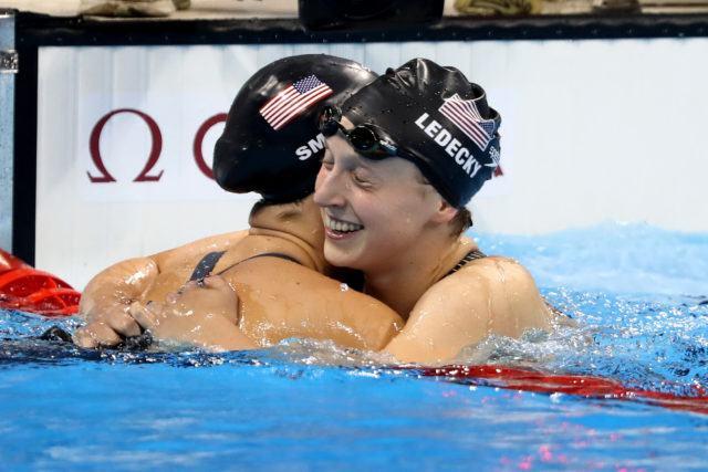 Katie Ledecky - 2016 Olympic Games in Rio -courtesy of simone castrovillari