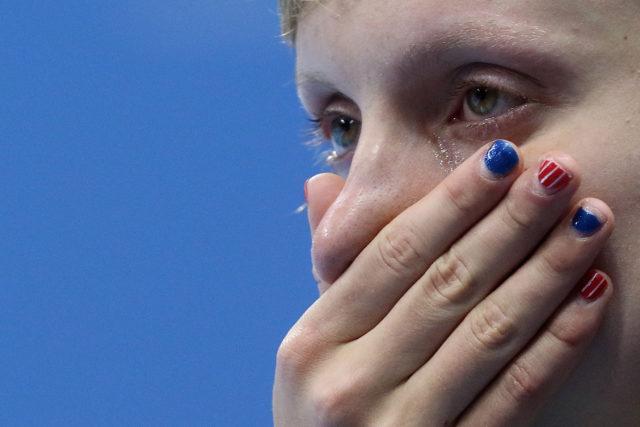 Katie Ledecky  - 2016 Rio Olympics/photo credit Simone Castrovillari