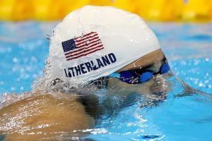 Jay Litherland - 2016 Olympic Games in Rio -courtesy of simone castrovillari
