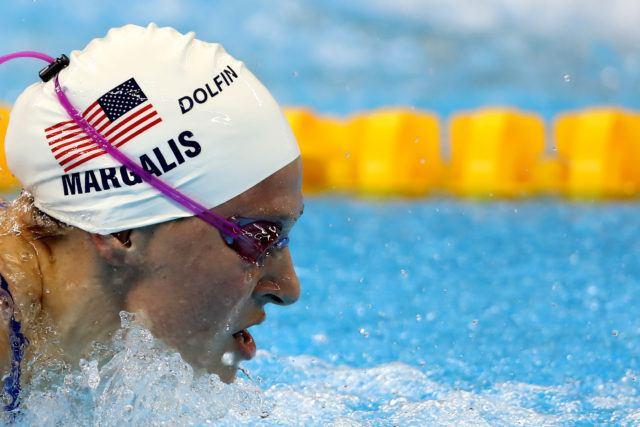 Melanie Marsalis - 2016 Olympic Games in Rio -courtesy of simone castrovillari