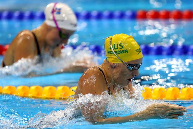 Emma McKeon - 2016 Rio Olympics/photo credit Simone Castrovillari
