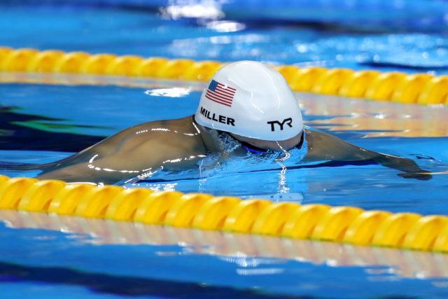 Cody Miller - 2016 Olympic Games in Rio -courtesy of simone castrovillari