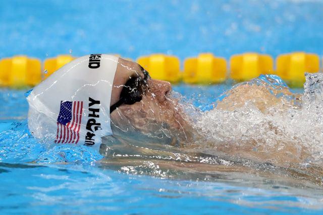 Ryan Murphy - 2016 Rio Olympics/photo credit Simone Castrovillari