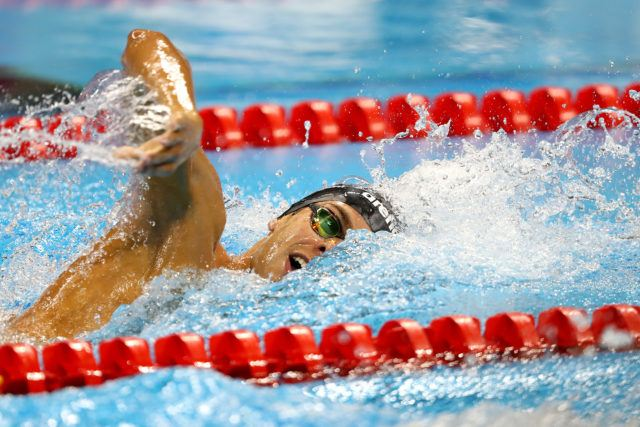 Gregorio Paltrinieri - 2016 Rio Olympics/photo credit Simone Castrovillari