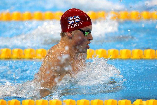 Adam Peaty - 2016 Olympic Games in Rio -courtesy of simone castrovillari