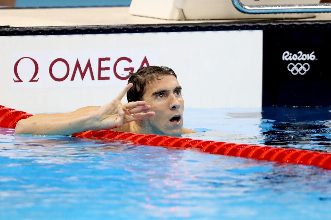 Day 8 Finals Preview: Phelps Goes For Gold One More Time