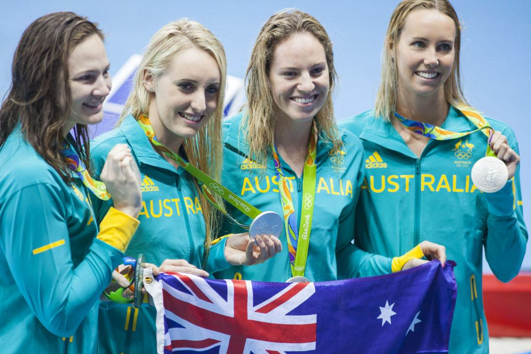 'Australian Swimming Framework' Launched To Better Define Athlete Paths
